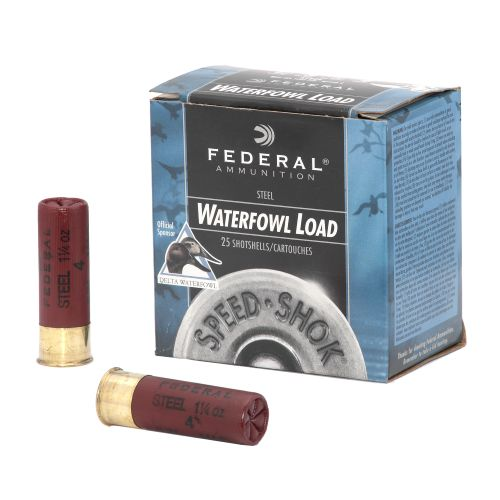 Display product reviews for Federal® SpeedShok® Waterfowl 12 Gauge Shotshells