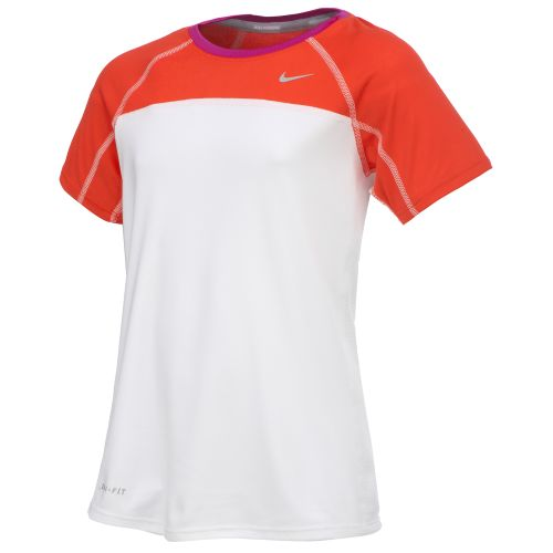 Nike Girls' Miler Running Shirt