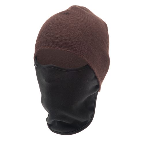 Seirus Men's Fine Solid Quick Draw Face Mask