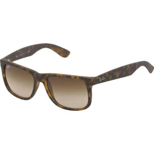 Image for Ray-Ban Adults' Justin Sunglasses from Academy
