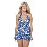Sweet Escape Women's Swept Away Swim Dress