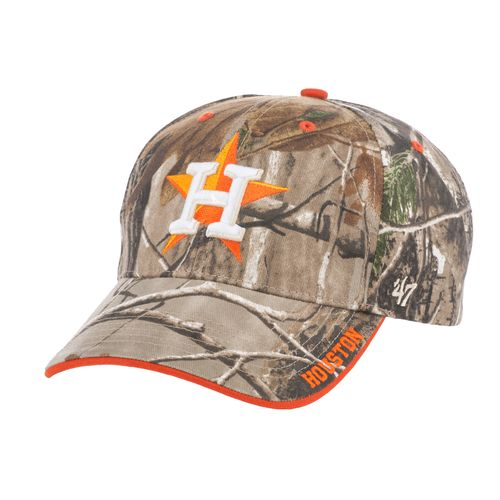 '47 Men's Houston Astros Realtree Frost MVP Cap