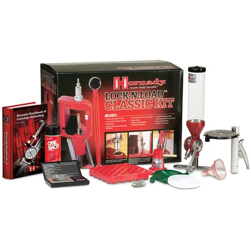 Display product reviews for Hornady Lock-N-Load Classic Reloading Kit