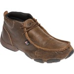 Justin Men's Distressed Leather Casual Boots - view number 3