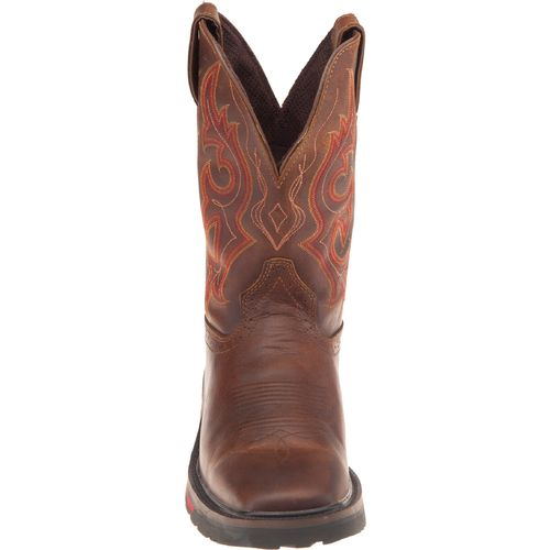 Justin Men's Rugged Western Work Boots - view number 3