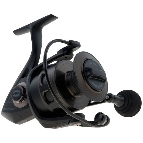 Display product reviews for PENN Conflict Spinning Reel