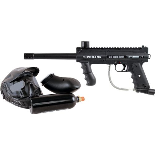 Tippmann 98 Custom Platinum Power Pack Paintball Marker