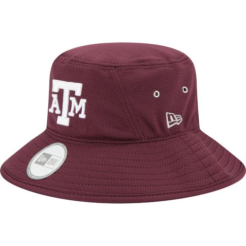 New Era Men's Texas A&M University Team Bucket Hat