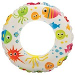 "INTEX® Kids' 20"" Lively Print Swim Ring"