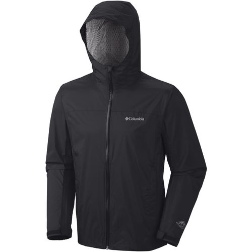 Columbia Sportswear Men's EvaPOURation Jacket - view number 3