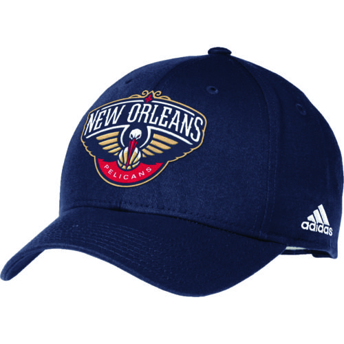 adidas™ Adults' New Orleans Pelicans Structured