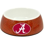 GameWear University of Alabama Classic Football Pet Bowl