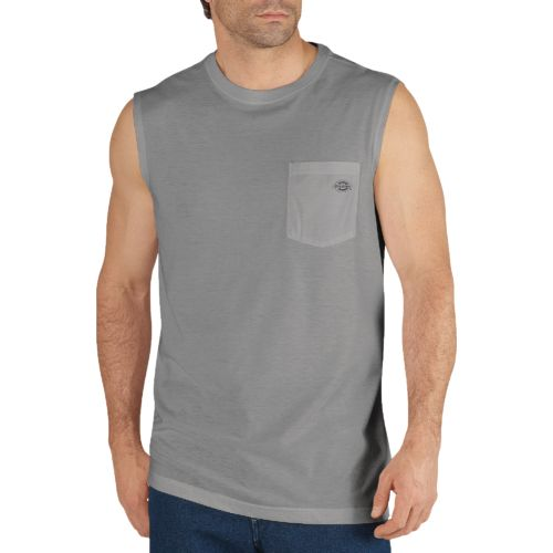 Display product reviews for Dickies Men's Sleeveless drirelease Performance T-shirt