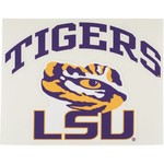"Stockdale Louisiana State University 8"" x 8"" Vinyl Die-Cut Decal"
