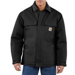Carhartt Men's Duck Traditional Arctic Quilt Lined Coat