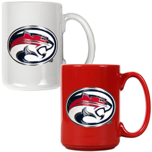 Great American Products University of Houston 15 oz. Coffee Mugs 2-Pack