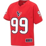 NFL Boys' Houston Texans J. J. Watt #99 Performance T-shirt