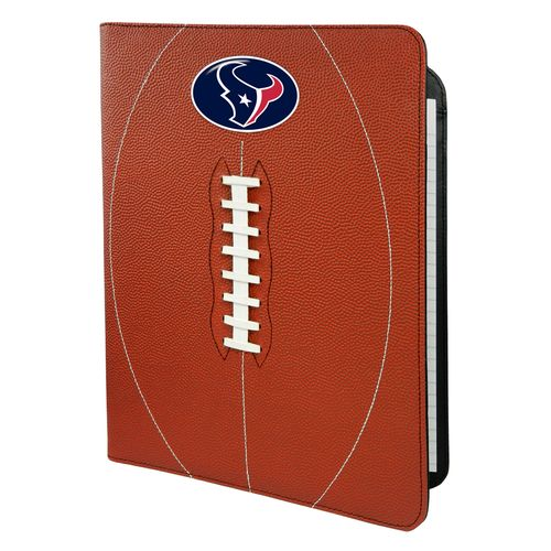 GameWear Houston Texans Classic NFL Football Portfolio