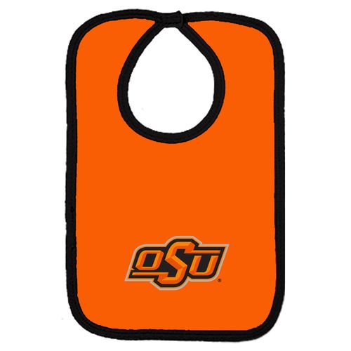Atlanta Hosiery Company Infants  Oklahoma State University Knit Bib