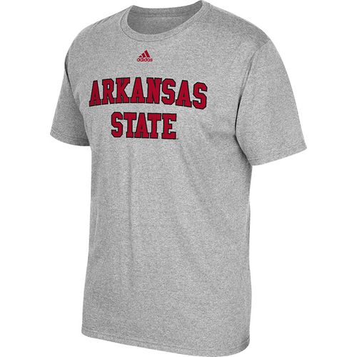 adidas™ Men's Arkansas State University Team Font Short