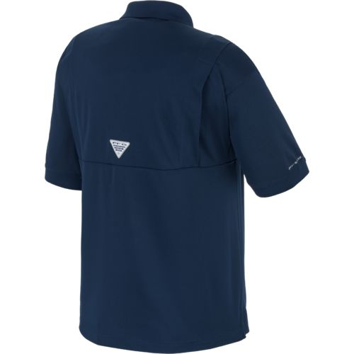 Columbia Sportswear Men's Collegiate Perfect Cast™ Auburn University Polo - view number 2