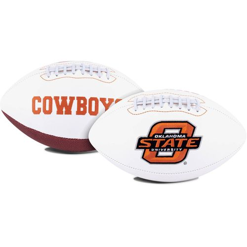 Jarden Sports Licensing Oklahoma State University Signature Series Full Size Football with Autograph - view number 1