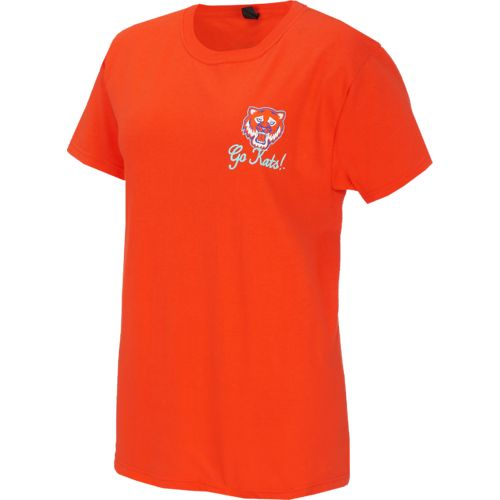 New World Graphics Women's Sam Houston State University Bright Bow T-shirt