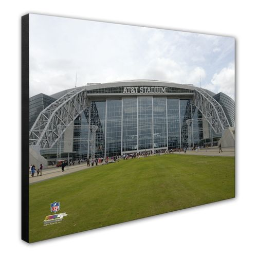 Photo File Dallas Cowboys AT&T Stadium 8' x 10' Photo