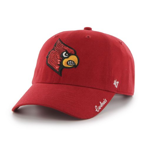 '47 Women's University of Louisville Sparkle Clean Up Cap