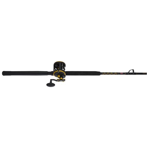 Display product reviews for PENN® Squall Levelwind 6' MH Saltwater Conventional Rod and Reel Combo