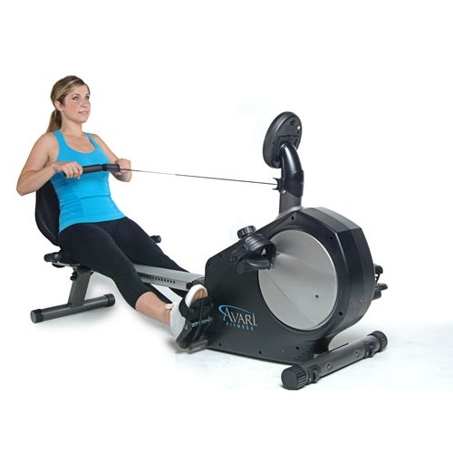 Avari® Conversion II Rower/Recumbent Exercise Bike - view number 4