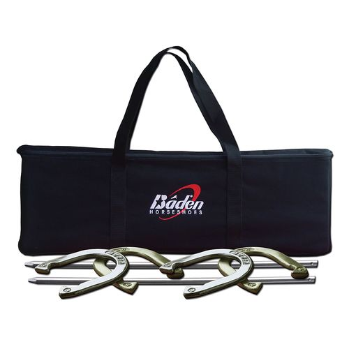 Baden Champion Series Horseshoes Set