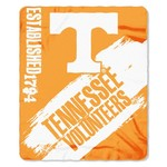 The Northwest Company University of Tennessee Painted Fleece Throw - view number 1