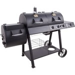 Char-Broil® Oklahoma Joe Longhorn Charcoal/Gas Smoker and Grill
