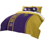 The Northwest Company Minnesota Vikings Full-Size Comforter and Sham Set