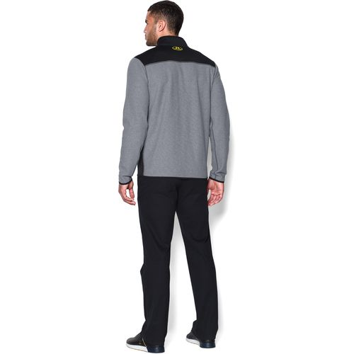Under Armour Men's ColdGear Infrared 1/4 Zip Survival Fleece - view number 4