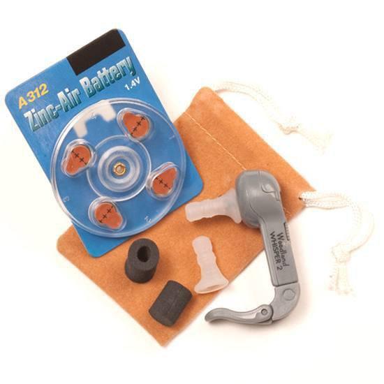 Cass Creek Woodland Whisper II Plus Hearing Enhancement