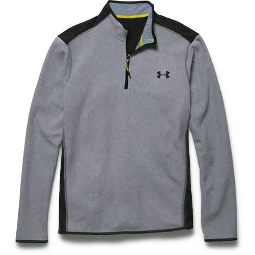 Under Armour Men's ColdGear Infrared 1/4 Zip Survival Fleece - view number 2