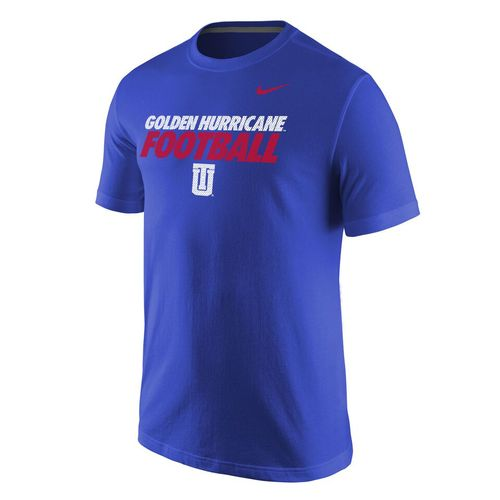 Nike™ Men's University of Tulsa Cotton Short Sleeve T-shirt - view number 1