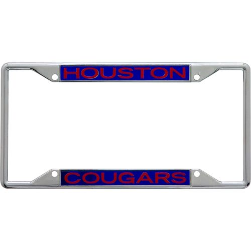 Stockdale University of Houston Mirror License Plate Frame