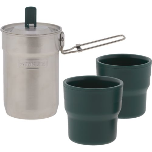 Display product reviews for Stanley® Adventure 24 oz. Stainless-Steel Camp Cook Set