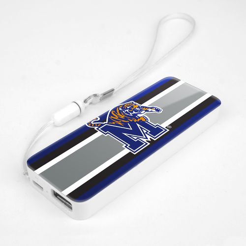 Mizco University of Memphis Big Logo Powerbar Charger