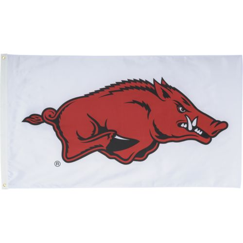 BSI University of Arkansas 3' x 5' Flag - view number 1