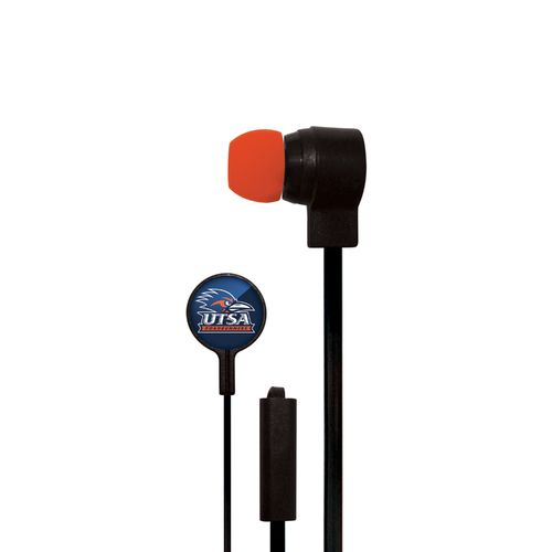 Mizco University of Texas at San Antonio Big Logo Earbuds
