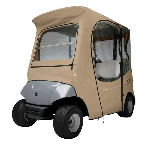 Classic Accessories Fairway Collection The Drive by Yamaha® Golf Cart Enclosure - view number 2