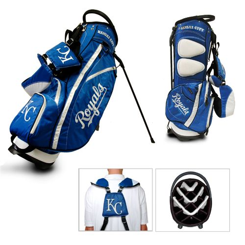 Team Golf Kansas City Royals Fairway 14-Way Stand Golf Bag