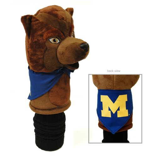 Team Golf University of Michigan Mascot Head Cover