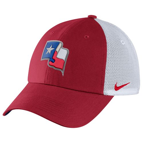 Nike™ Adults' Texas Rangers Heritage86 Dri-FIT Mix Cap