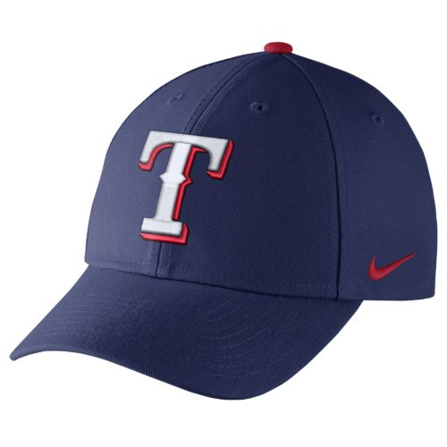 Nike™ Adults' Texas Rangers Dri-FIT Wool Classic Cap