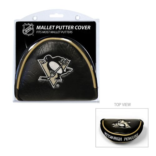 Team Golf Pittsburgh Penguins Mallet Putter Cover - view number 1